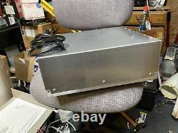 X FORCE 400 Base Linear Amp Genuine Toshiba Transistors Nice Look