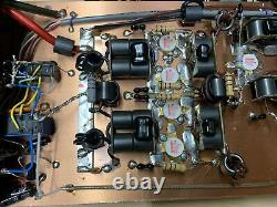 X-force Midnight Special 700 Amp Genuine Original Toshiba 1-2290x4-2879 Look