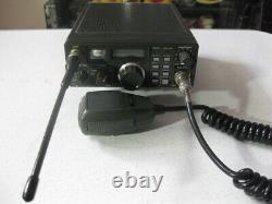 YAESU FT-790 All Mode 430MHz Ham Radio withFL-7010 Linear Amplifier YM-49 Mic