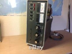 Yaesu FL2100B. RF Linear Amplifier