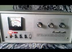 Yaesu FLDX 2000 HF Ham Radio Linear Amplifier