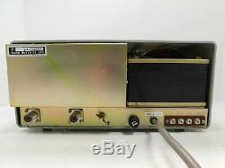 Yaesu FL-2100B 80-10 Meter Tube Ham Radio Amplifier with 2x 572B Tubes SN 7N250317