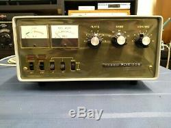 Yaesu FL-2100B HF Linear Amplifier