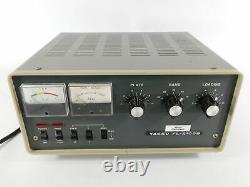 Yaesu FL-2100B Ham Radio 572B Tube Amplifier (sold as-is for restoration)