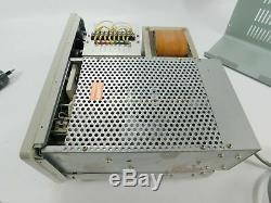 Yaesu FL-2100B Vintage 572B Tube Ham Radio Amplifier with Boxes (works great)