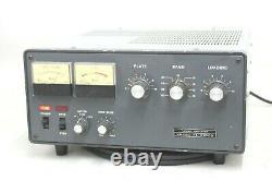 Yaesu FL-2100Z Linear Amplifier Untested