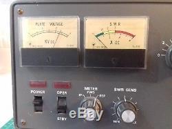Yaesu FL 2100 Z / b HAM RADIO AMPLIFIER works with kenwood icom and cb radio