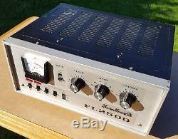 Yaesu Fl-2500 Hf Amplifier Converted To 2 X Gi7b Russian Ceramic Triodes