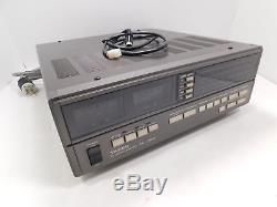 Yaesu FL-7000 160 15 Meter Solid State Linear Amplifier SN 4J370021