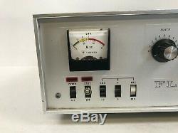 Yaesu Musen FLDX-2000 Power Amplifier