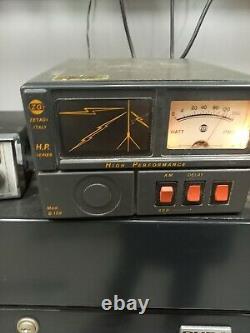 Zetagi B132 Transistor Homebase Linear Amplifier for CB Ham Radio Superb