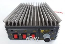 Zetagi B550p Power Amplifier 300w Am/fm, 600w Ssb Maximum + Preamplifier